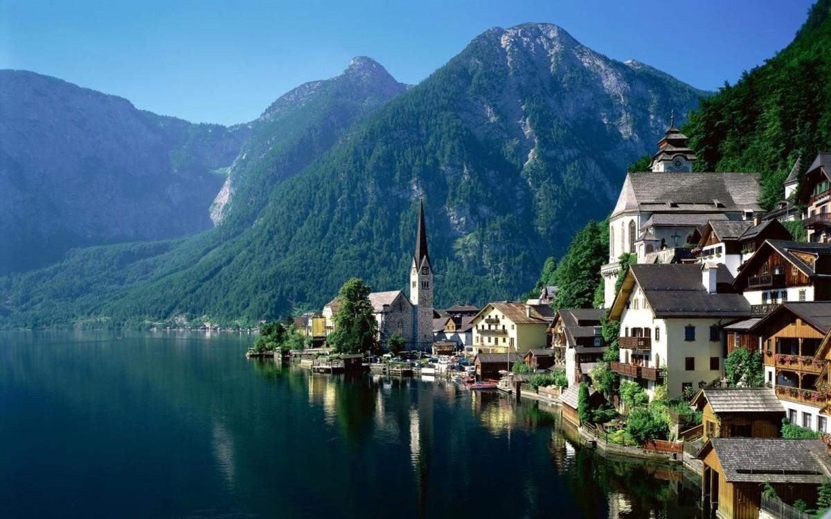 Германия для отдыха летом