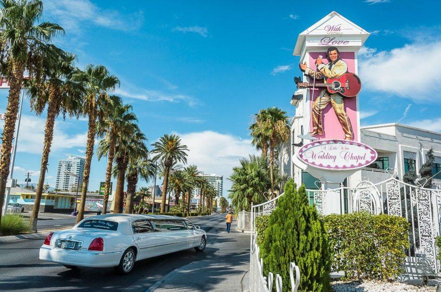 Cвадебный тур в Лас-Вегас