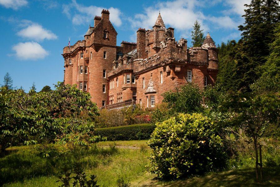 Свадебный тур в Шотландию