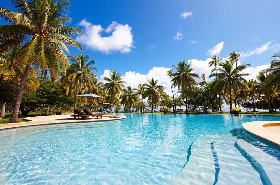 Свадебный тур в тропический рай на Фиджи