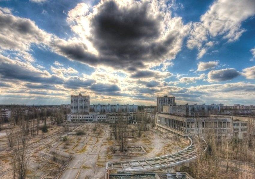 Чернобыль привлекает туристов
