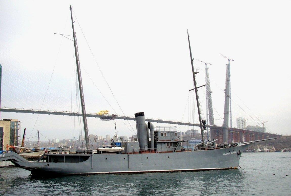 Яхта «Красный вымпел» музей
