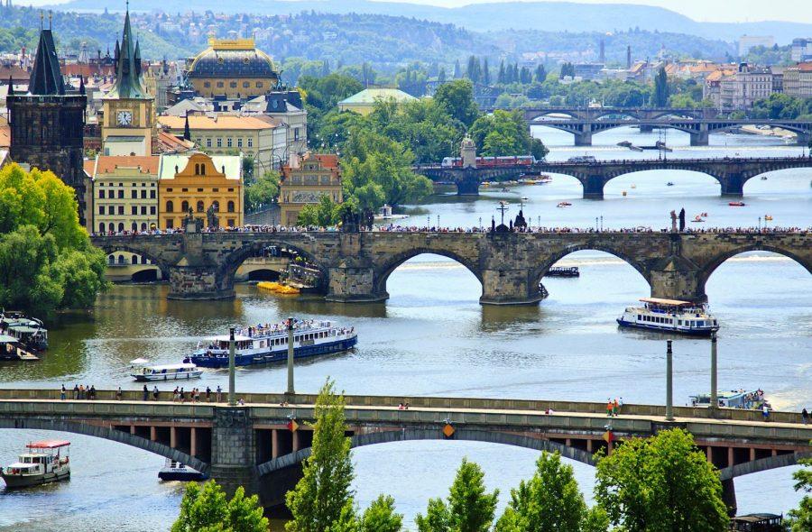 Отдых в городе Прага с ребенком