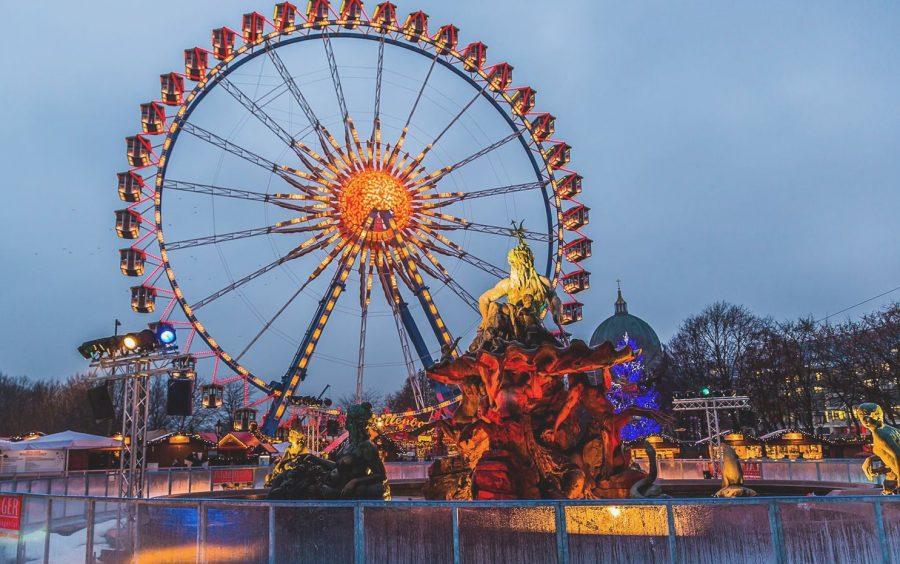 Отдыхать в городе Берлин