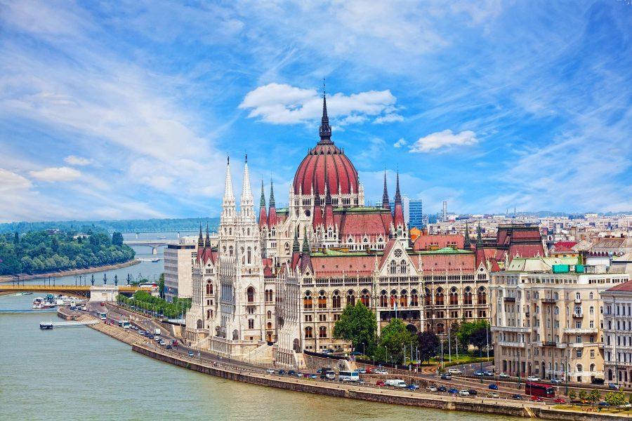Отдыхать в городе Будапешт