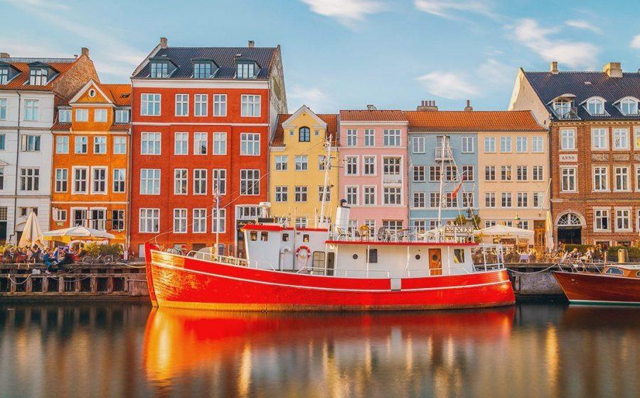 Отдыхать в городе Копенгаген