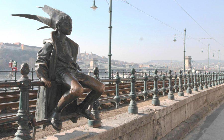 Будапештская принцесса памятник