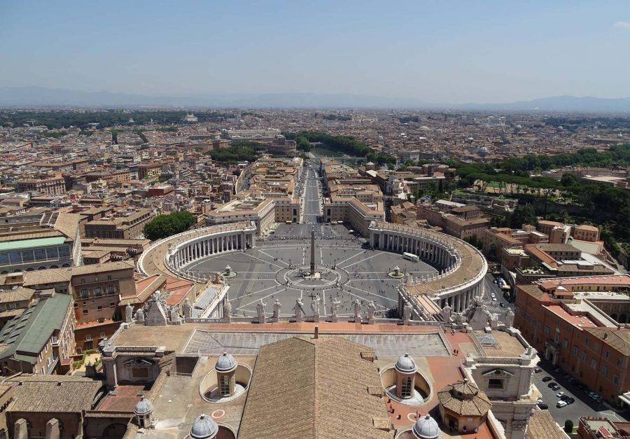Ватиканская площадь Святого Петра