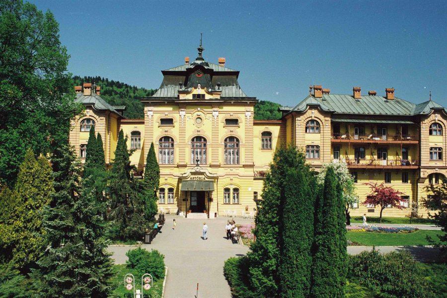 Монтекатини-Терме в Италии
