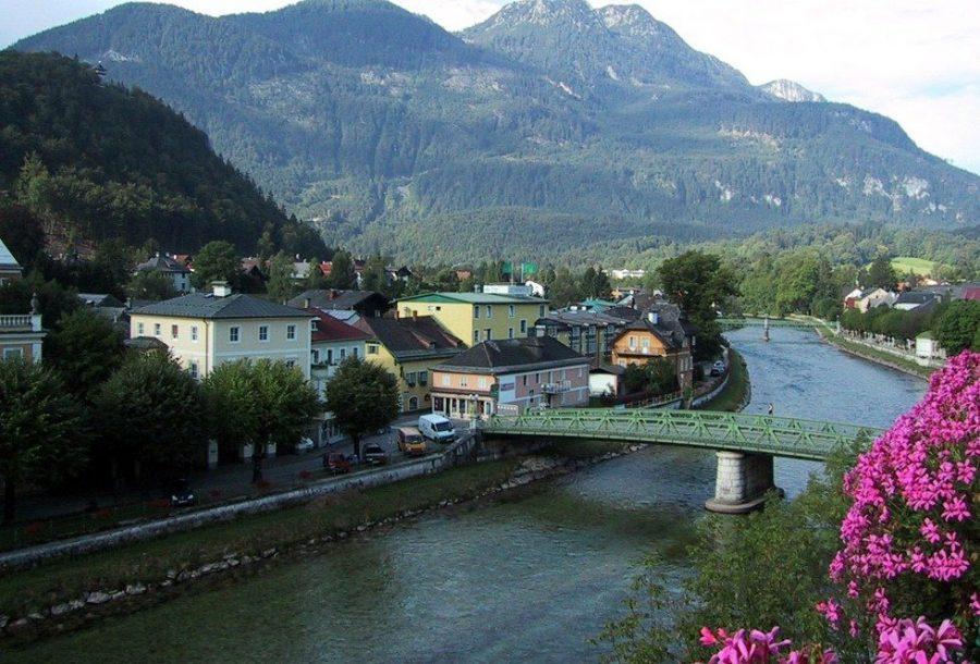 Бад Ишль в Австрии для оздоровления