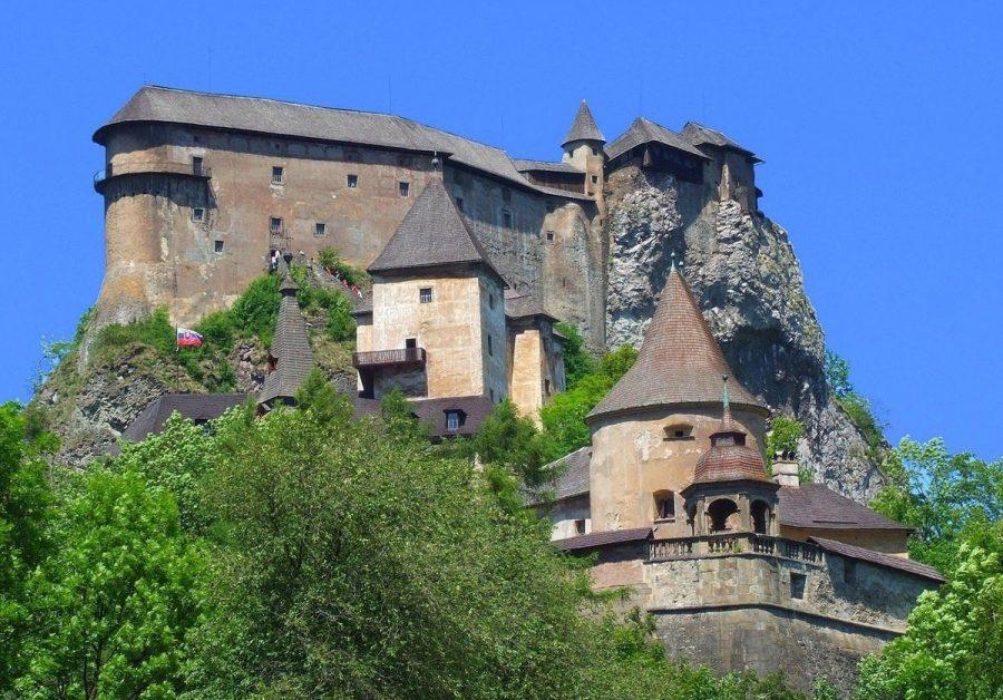 Оравский замок, Словакия