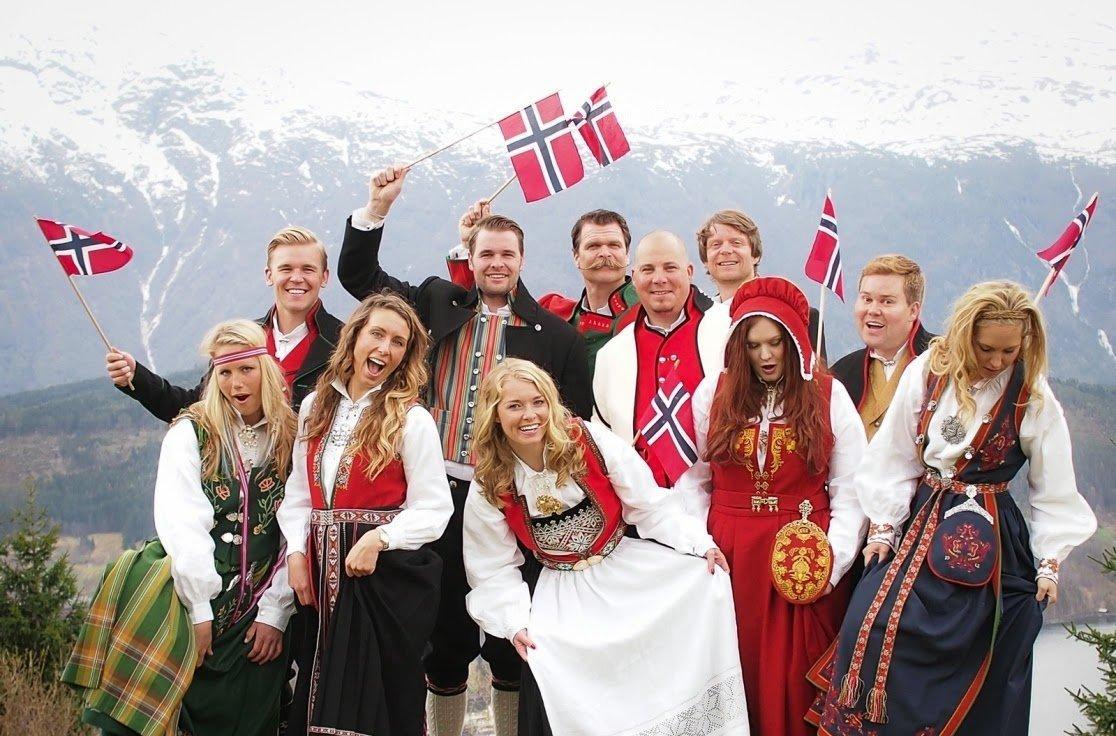 Норвегия страна где не нервничают