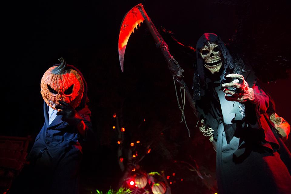 Ночь ужасов Орландо Флорида