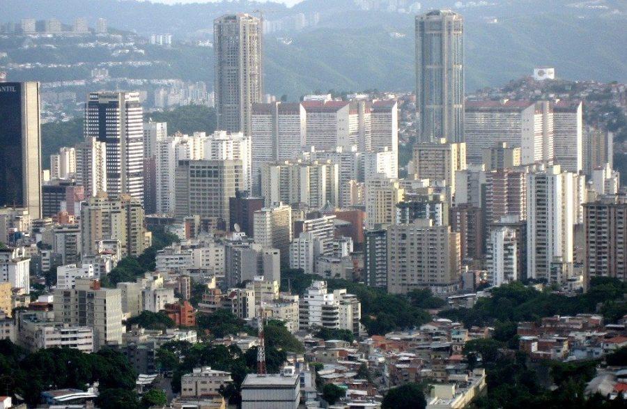 Каракас Венесуэла недружелюбный город