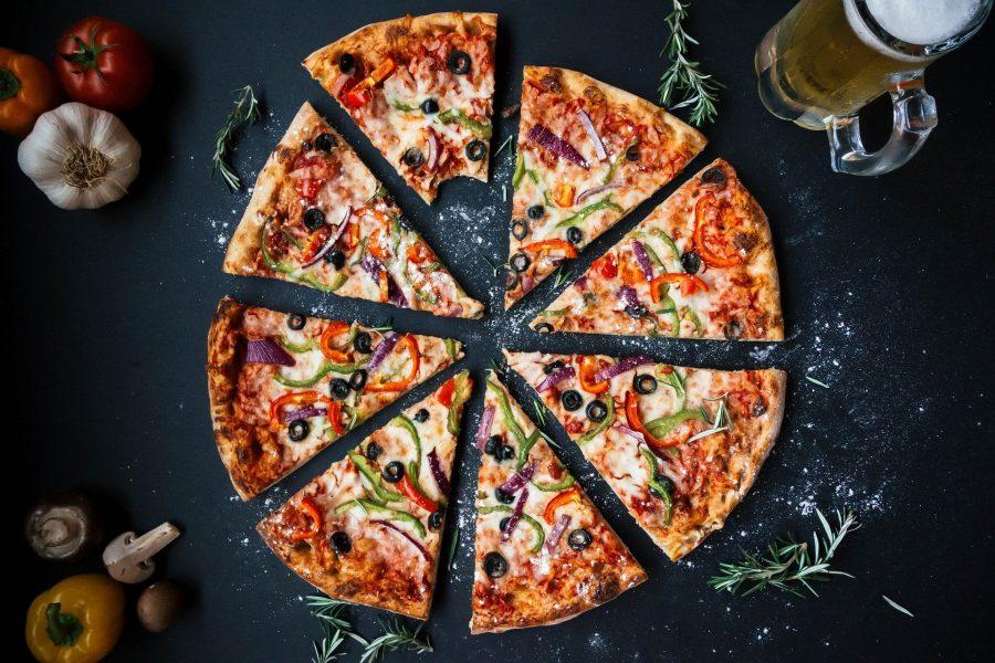 Самая дорогая пицца в мире