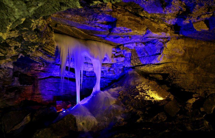 Кунгурская пещера в России