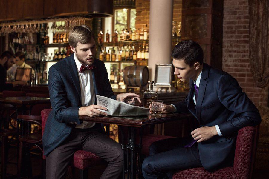 Закрытые клубы для благородных джентльменов
