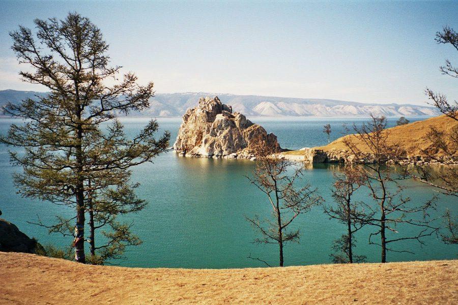Красивое озеро в мире Байкал