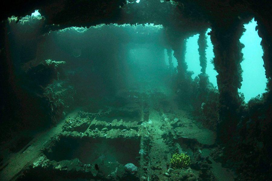 «Барон Гауч» - пароход в водах Хорватии