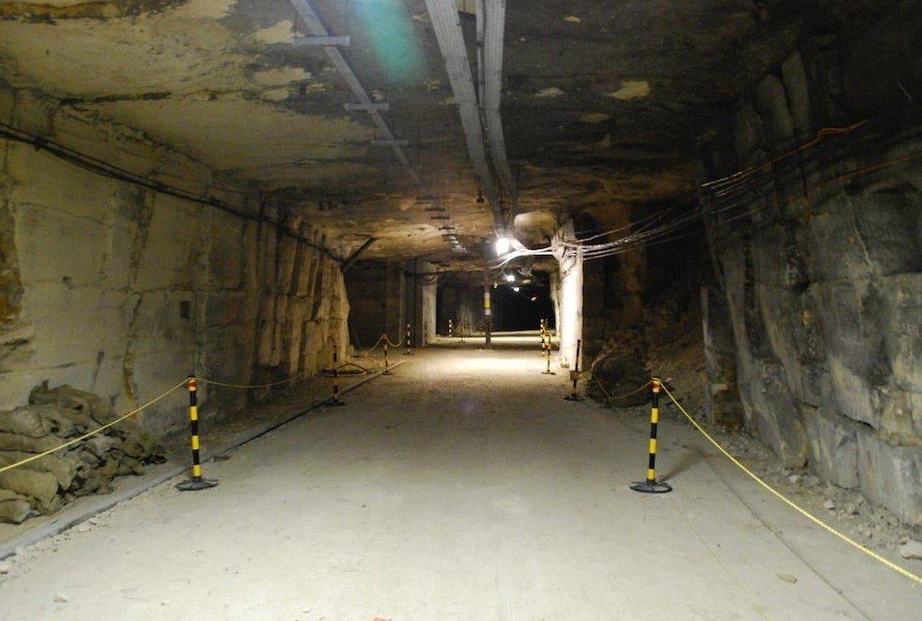 Подземный Бурлингтонский бункер