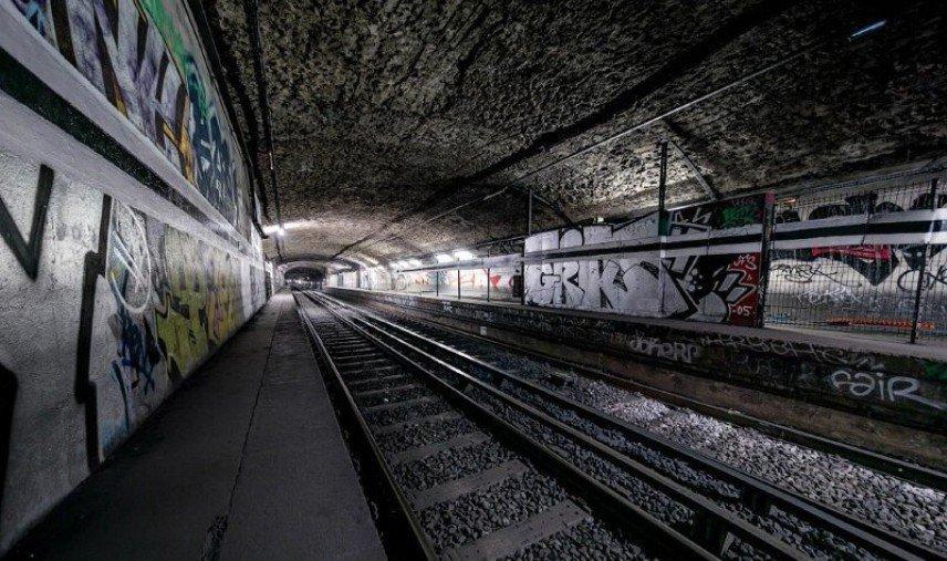 Парижский «Арсенал» под землей