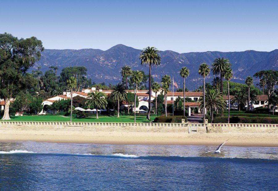 Курорт Санта-Барбара для богатых людей