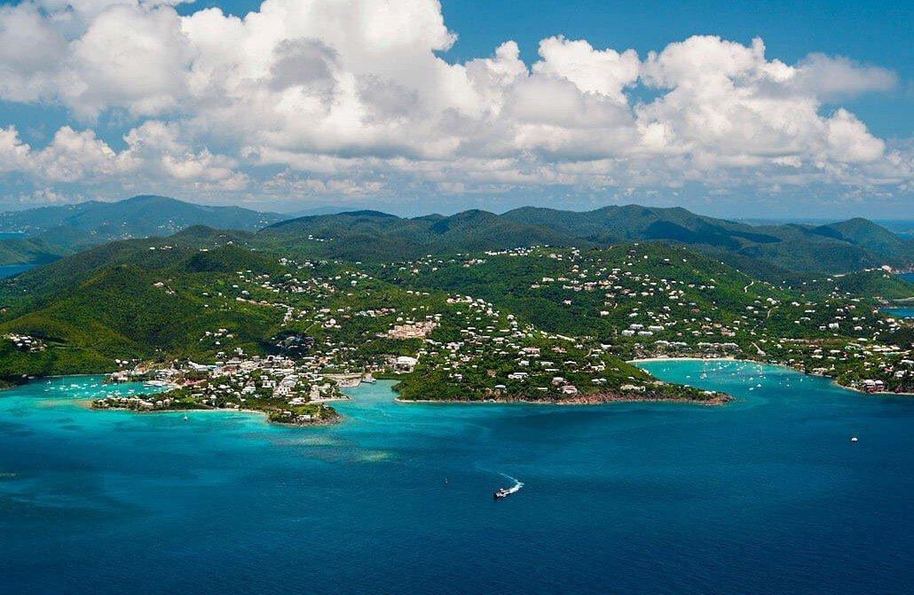 Курорты Виргинских островов