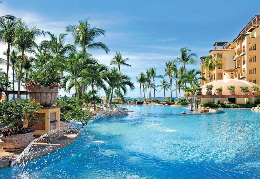 Курорт Наярит для богатых людей