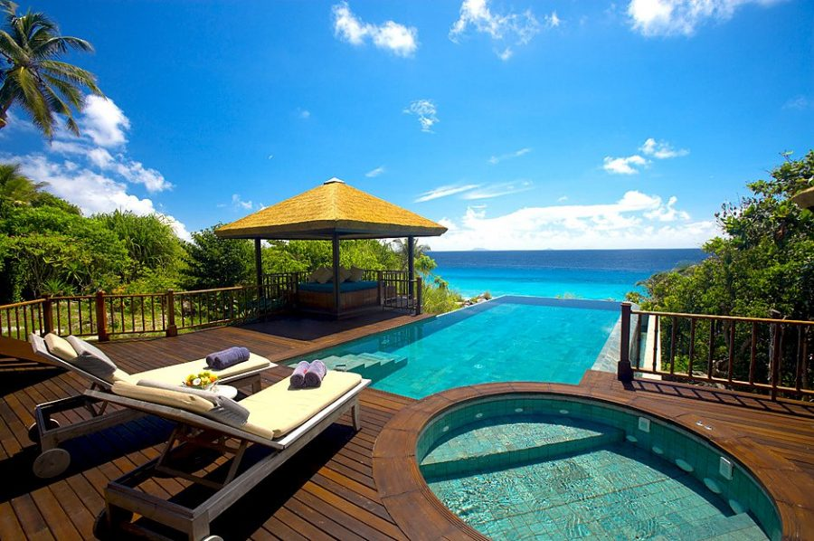 Курорт Fregate Island Private