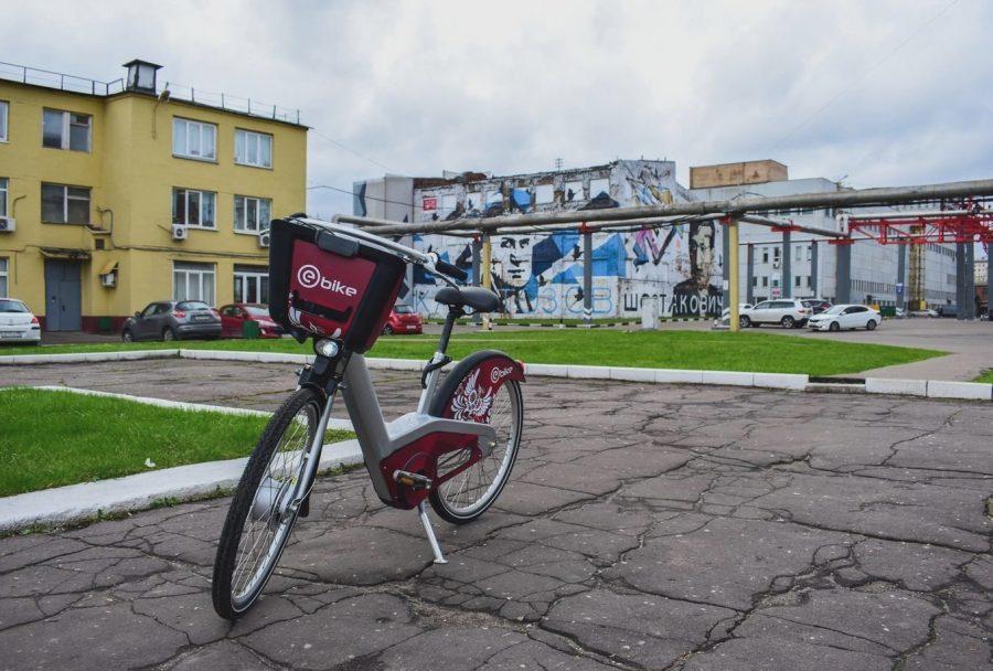 Велобайк аренда в Москве
