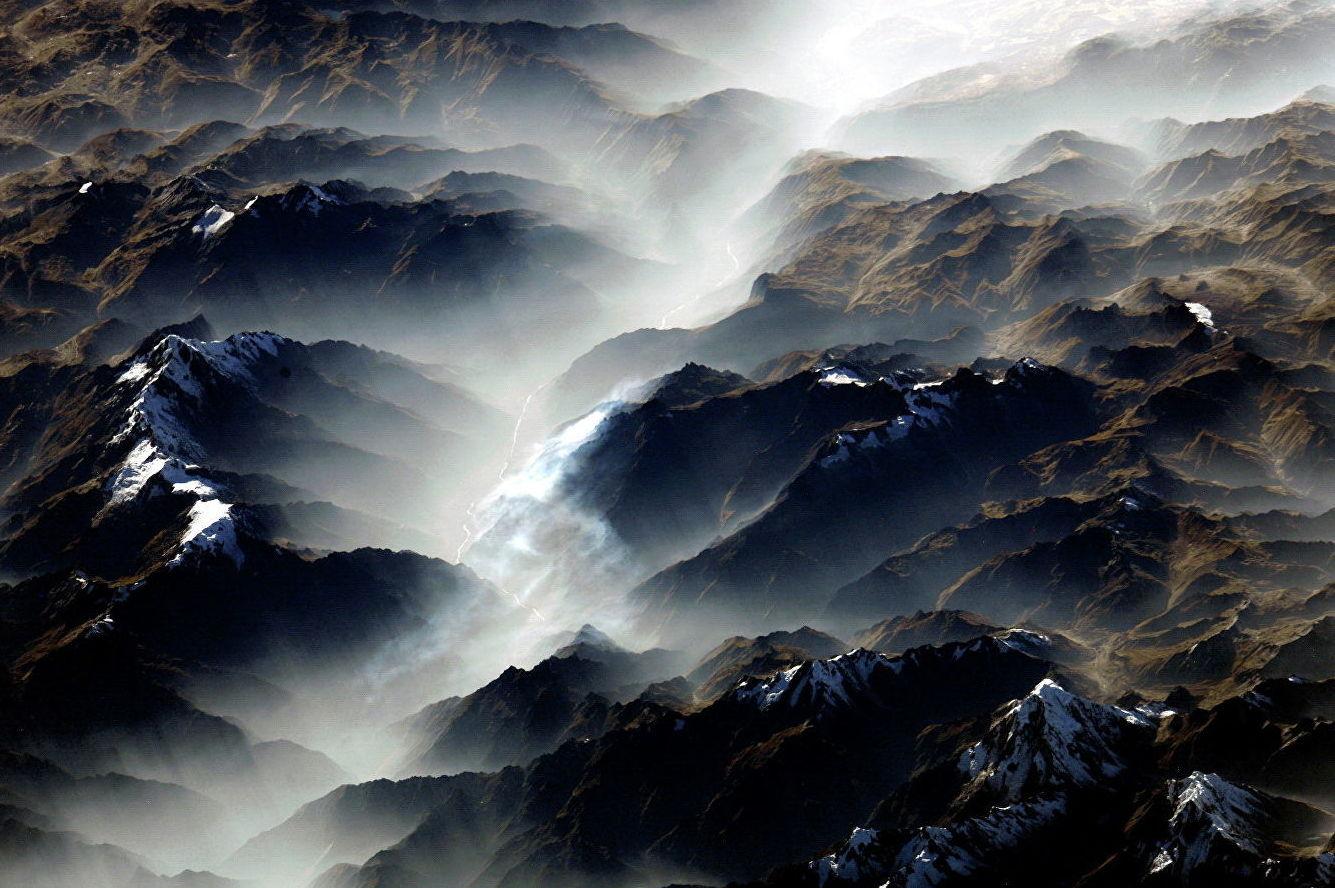Ночная река Уата-Рике, Чили