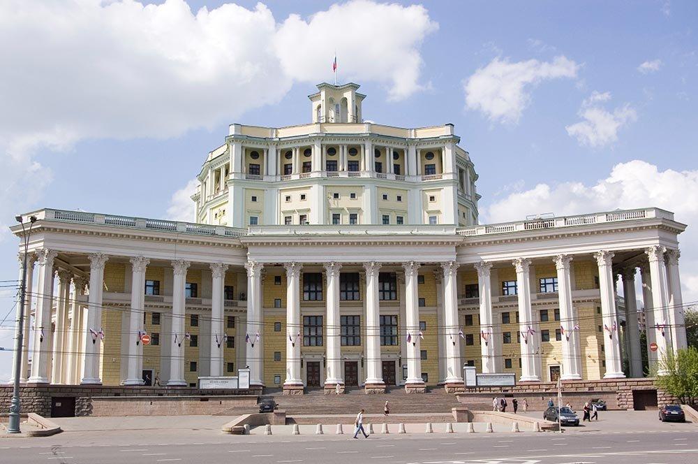 Театр Красной Армии в Москве