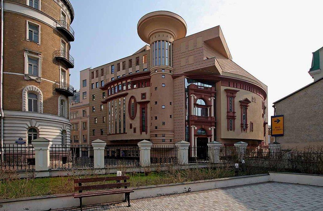 Необычный театр El Cetera в Москве