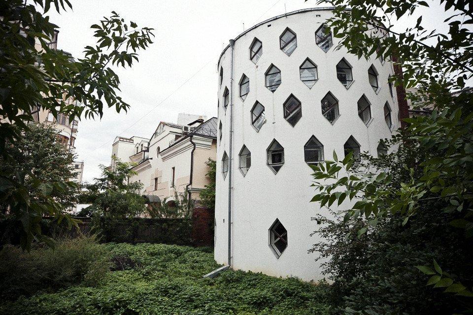 Дом Мельникова в Москве