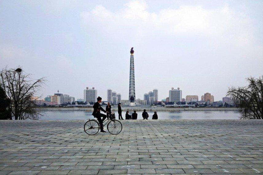 Северная Корея экстремальное путешествие