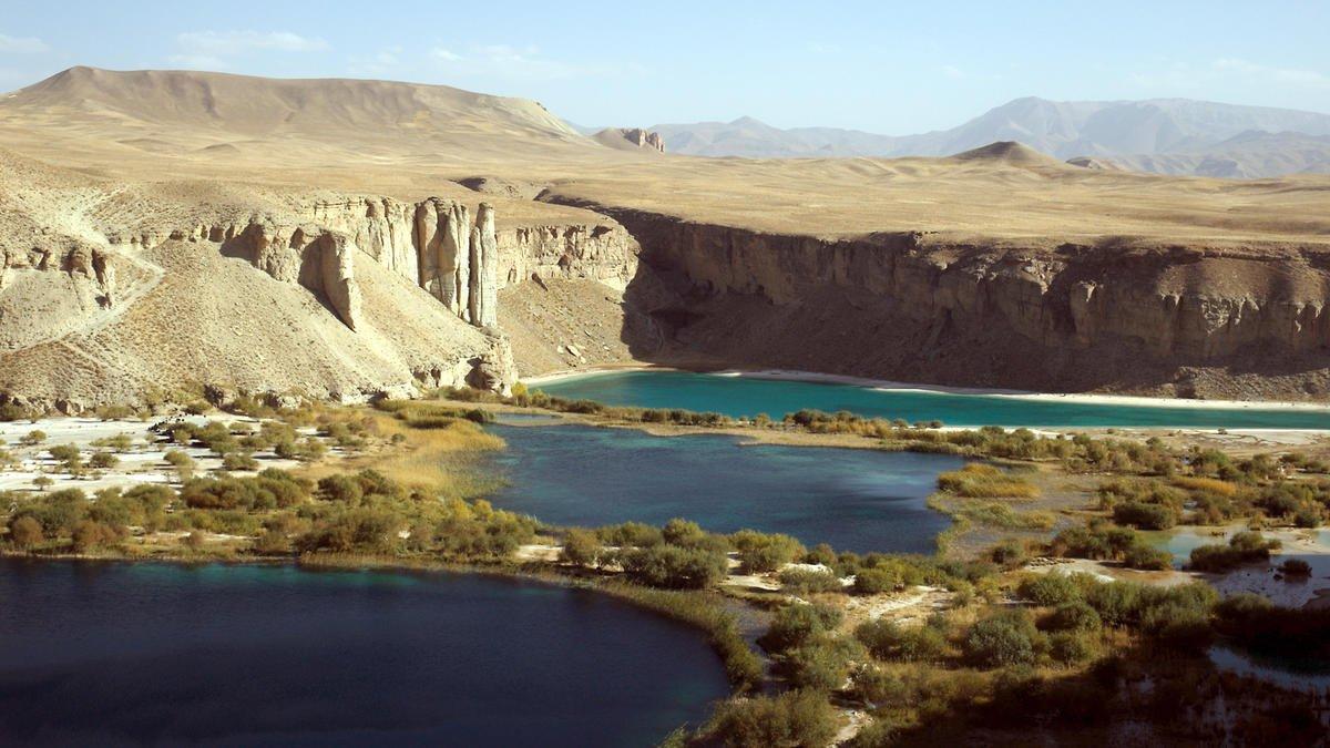 Афганистан экстремальное путешествие