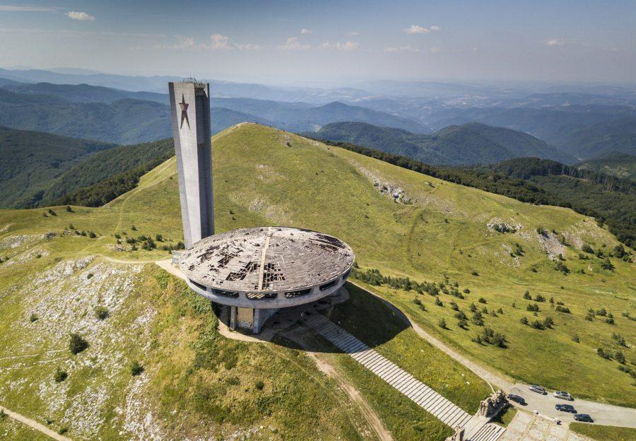 Памятник социализму Бузлуджа, Болгария
