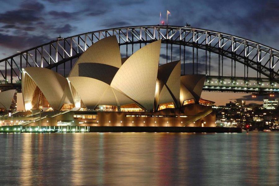 Сиднейский театр оперного искусства