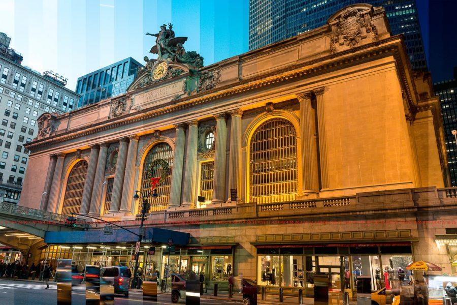 Grand Central Terminal Нью-Йорк