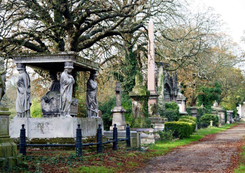 Лондонское кладбище Кенсал-Грин