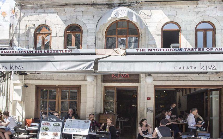 «Кива-хан» старейшая кофейня