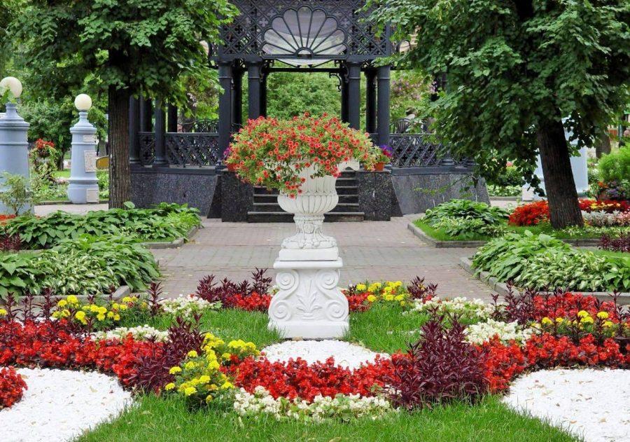 Добраться до сада Эрмитаж в Москве