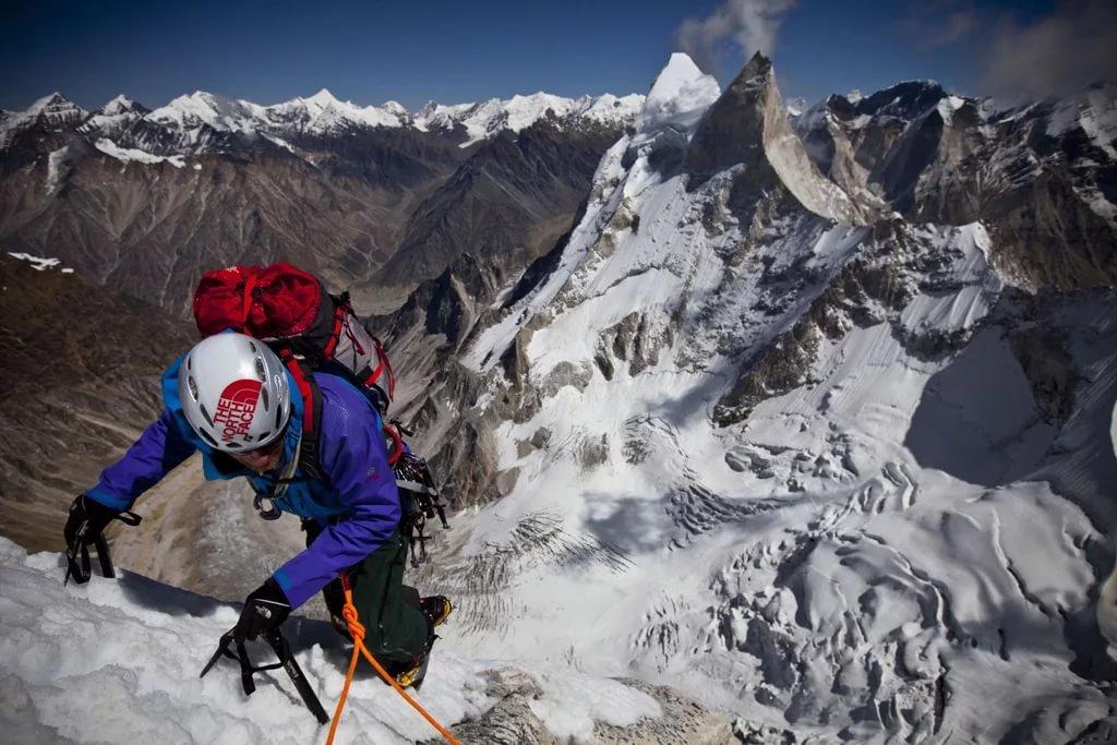 Альпинизм экстремальный вид туризма