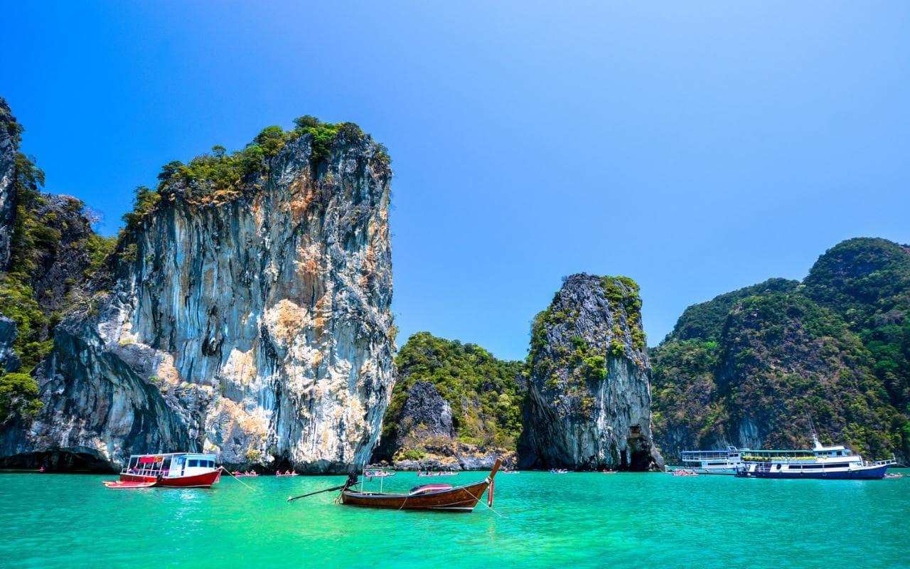Пхукет, Таиланд для молодых туристов