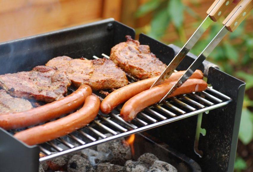 Как жарят барбекю в США