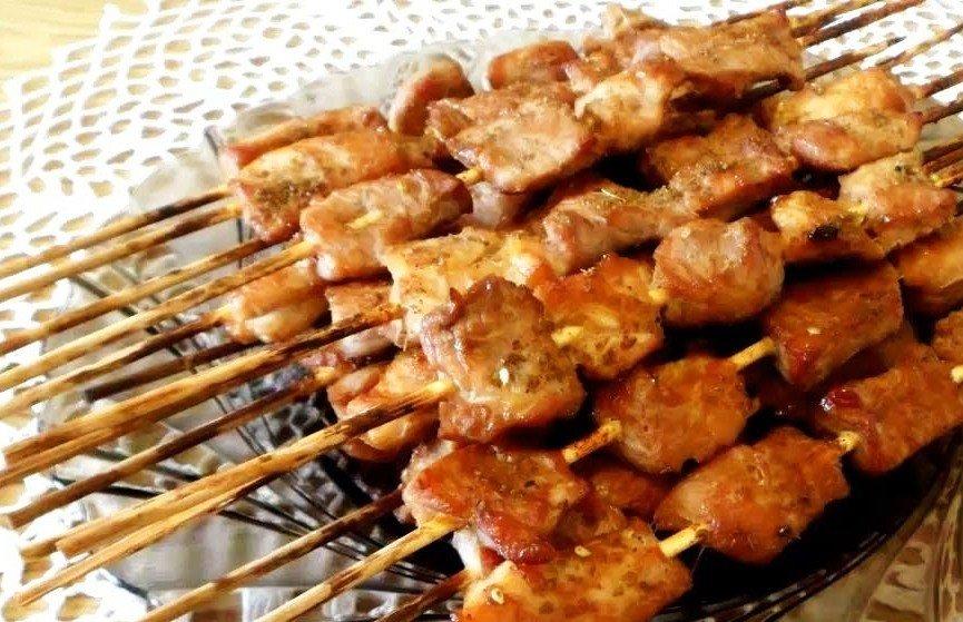 Как жарят мясо чуань в Китае