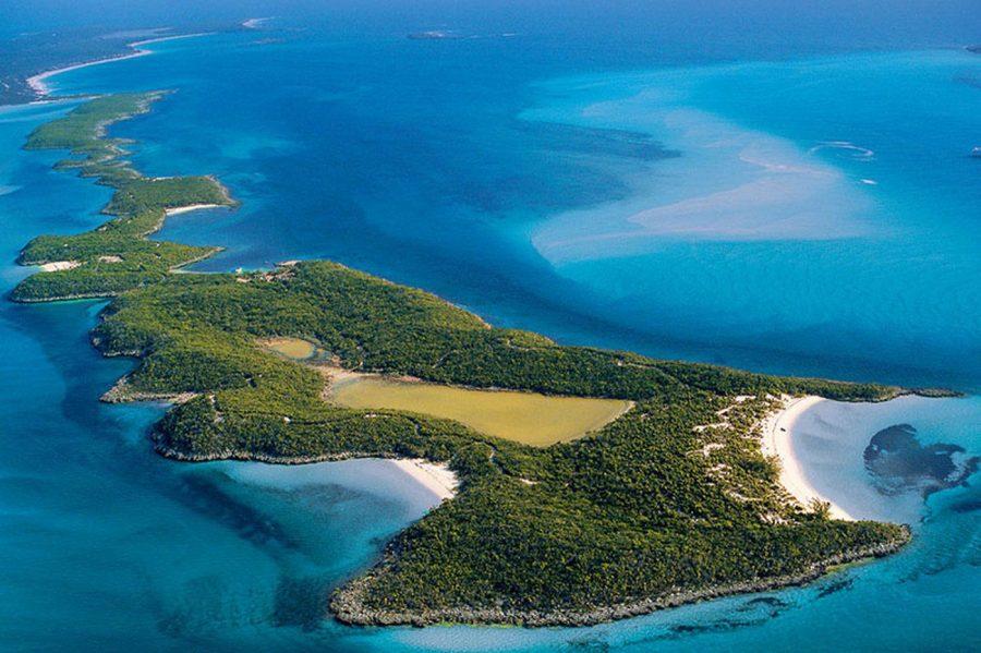 Остров знаменитого Джонни Деппа