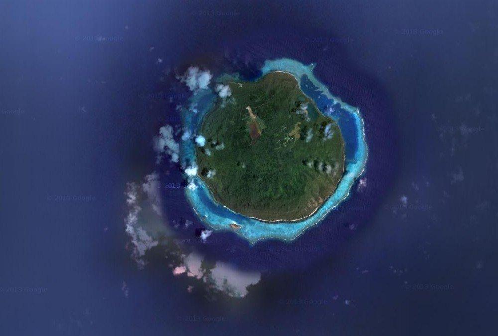 Остров знаменитости Мела Гибсона