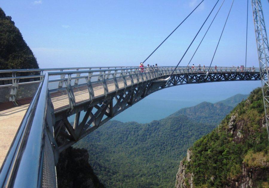 Лангкави – небесный мост (Малайзия)
