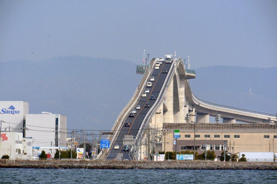 Мост Эсима Охаси (Япония)